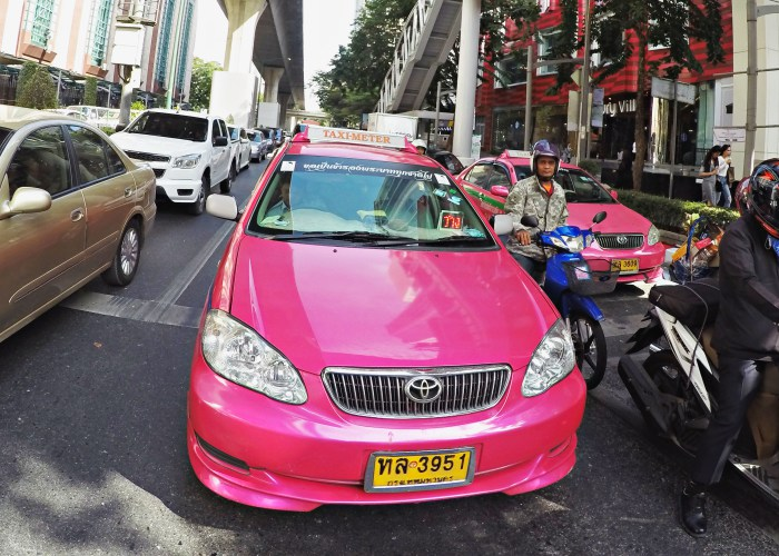 Company Taxi